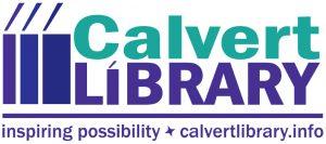 Calvert Library logo