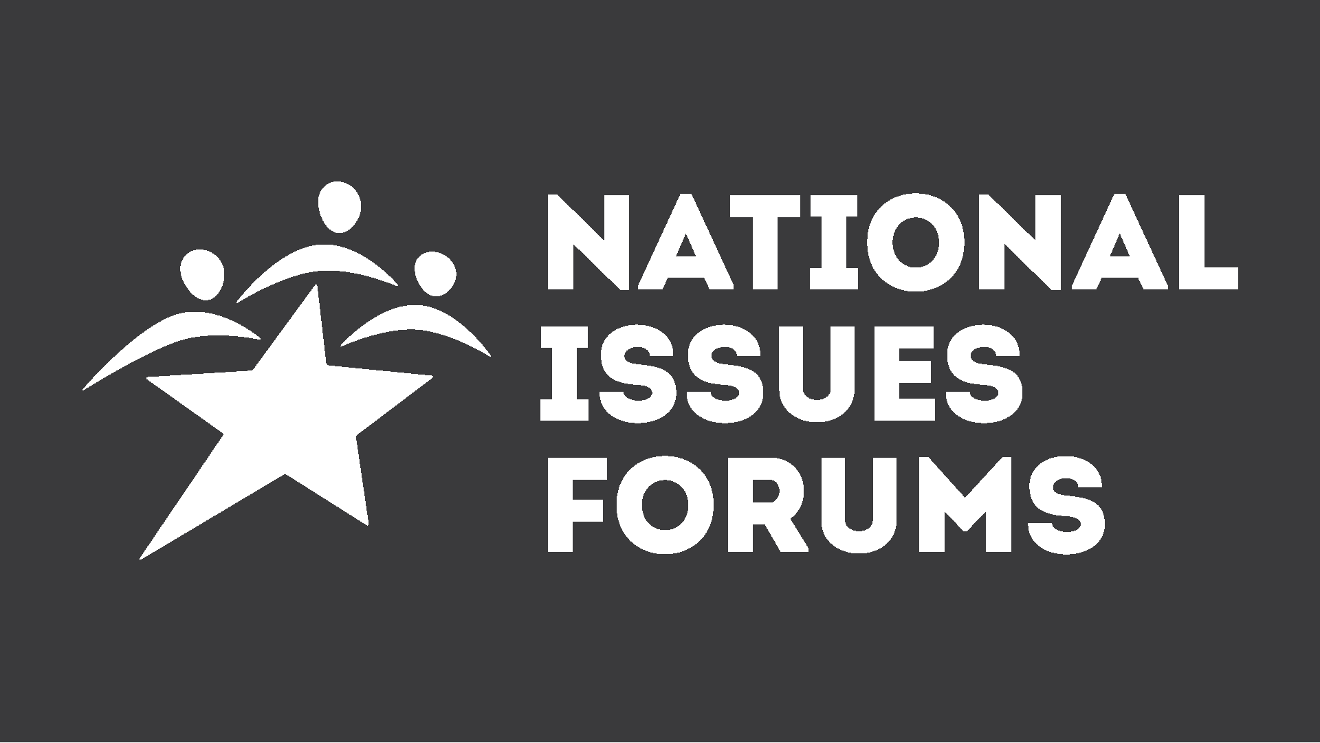 National Issues Forum logo
